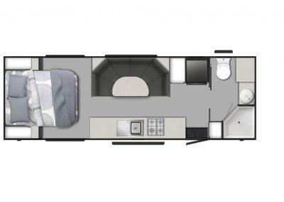 "22'0"" Club Lounge"